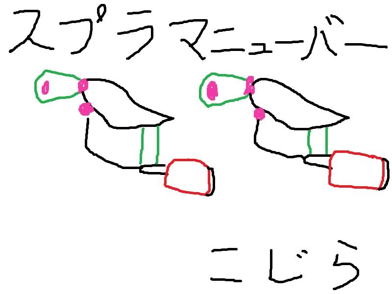 [スプラトゥーン2]スプラマニューバー 評価 考察 使い方