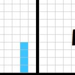 [テトリス]ミノの横移動(ミノの最適化)~操作方法の基本~