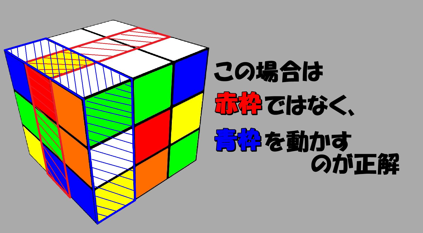 🍀ルービック キューブ 解き方